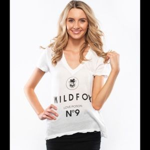 Wildfox • Love Potion No. 9 V Neck